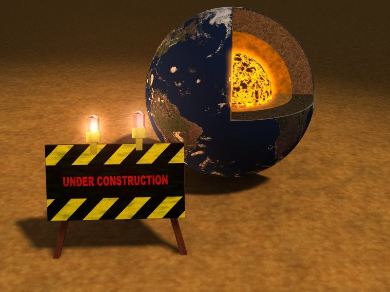 Construct Earth